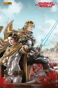 Star Wars Comicmagazin 32 (Backcover) mit Variantcover für alle Journal of the Whills-Abonnenten