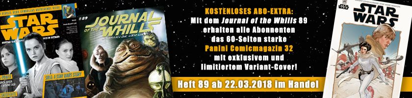 Offizielles Star Wars Magazin | Journal of the Whills | Nr. 89