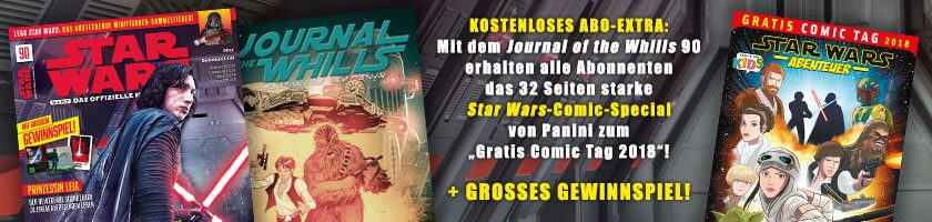 Offizielles Star Wars Magazin | Journal of the Whills | Nr. 90