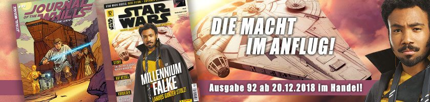 Offizielles Star Wars Magazin | Journal of the Whills | Nr. 92