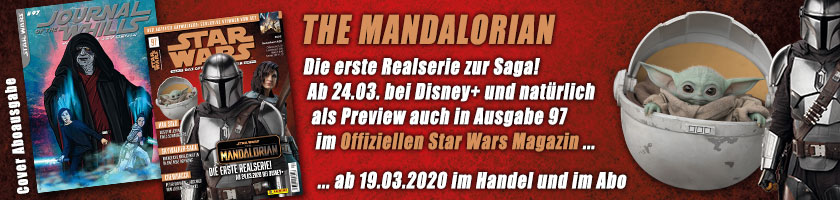 Offizielles Star Wars Magazin | Journal of the Whills | Nr. 97