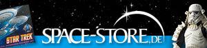 Space-Store - Unser hauseigener Merchandise-Versand