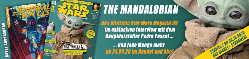Offizielles Star Wars Magazin | Journal of the Whills | Nr. 99