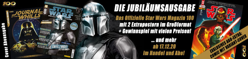 Offizielles Star Wars Magazin | Journal of the Whills | Nr. 100