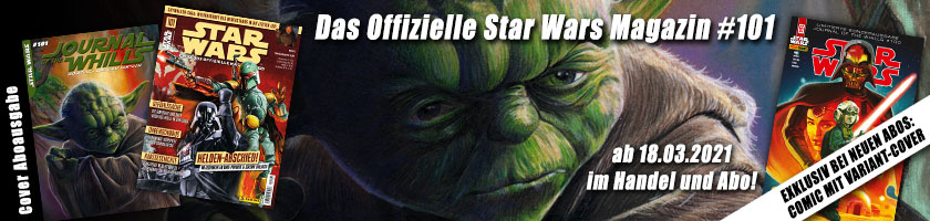 Offizielles Star Wars Magazin | Journal of the Whills | Nr. 101
