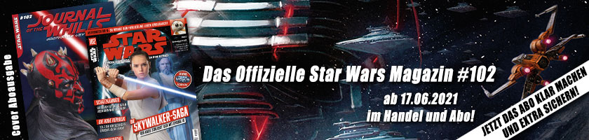 Offizielles Star Wars Magazin | Journal of the Whills | Nr. 102