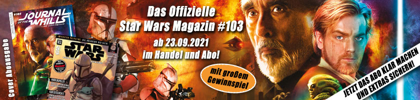 Offizielles Star Wars Magazin | Journal of the Whills | Nr. 103